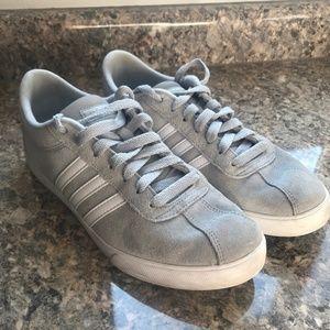 Adidas Womens Courtset Sneaker - 7.5